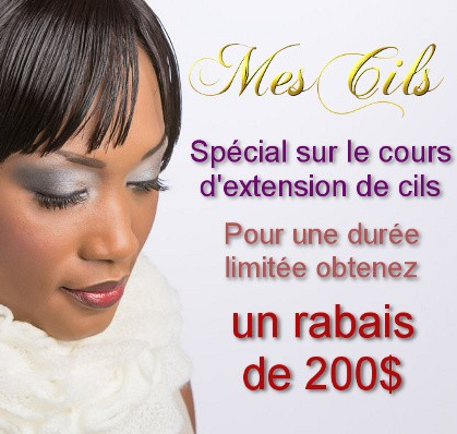 Cours Extension de Cils
